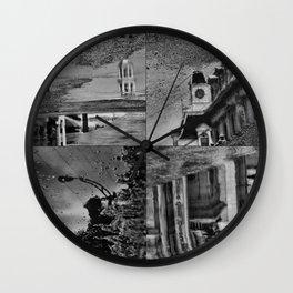 Sherbrooke delirium Wall Clock
