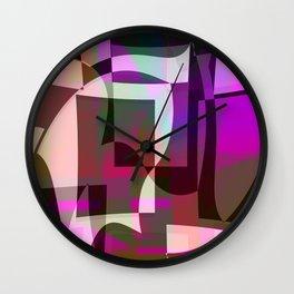 oh zone Wall Clock