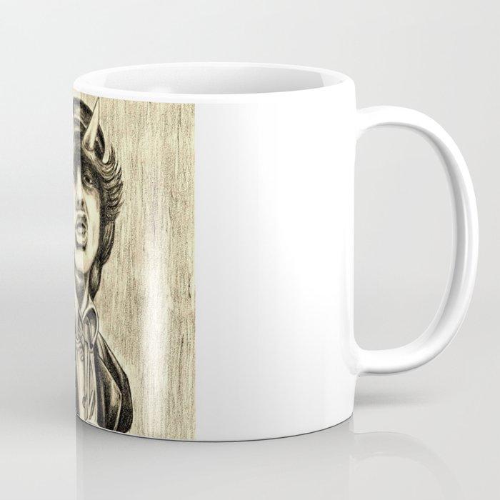 Ac Dc Angus Young Coffee Mug