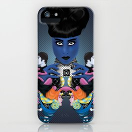 Inside/Out iPhone Case
