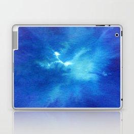 Blue Powder Laptop & iPad Skin