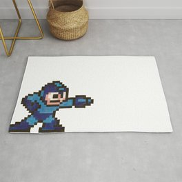 Mega Man Rug
