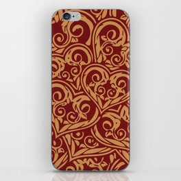 Refined hearts iPhone Skin