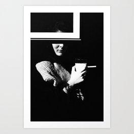 Open Window Koan Art Print