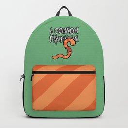 Common Earthworm Backpack
