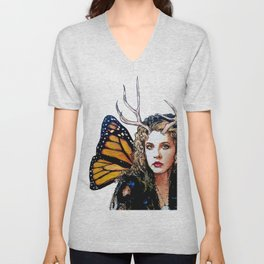 Ooh, Bella Donna - Fairy Stevie Nicks Unisex V-Neck