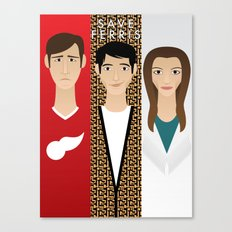 Save Ferris Canvas Print