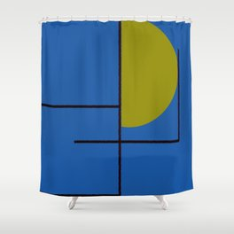 Meanings Of The Sun Shower Curtain