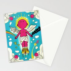 Love & Hate Stationery Cards