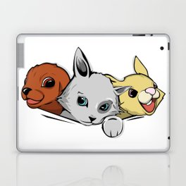 family pet Laptop & iPad Skin