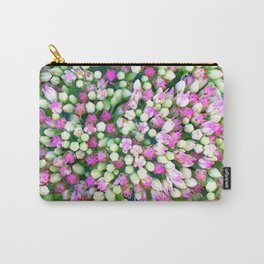 Spring Carpet of Flowers Carry-All Pouch