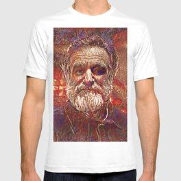 Robin Williams #1 by Kulture Bang T-shirt