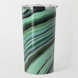 Mineralicious~Mint Tourmaline Travel Mug