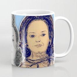 (Black Girl Power - Hidden Figures) - yks by ofs珊 Coffee Mug