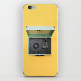 Lionel's Record Player iPhone Skin