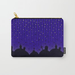 Starlit Graveyard Carry-All Pouch
