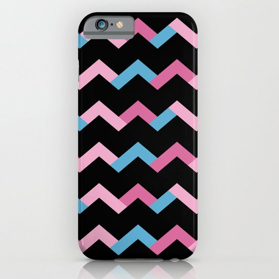Geometric Chevron iPhone & iPod Case