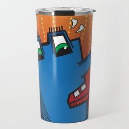 Alien Booger Travel Mug