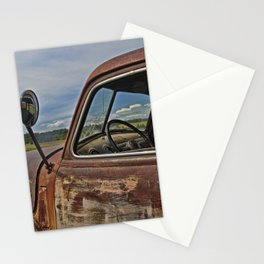 Old Tanker Cab Stationery Cards
