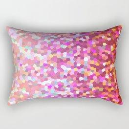 Mosaic Sparkley Texture G148 Rectangular Pillow