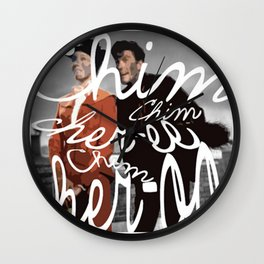 Chim  Wall Clock