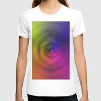 bond T-shirts featuring SPIRAL BOND by Robert Gipson