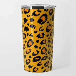 Cheetah skin pattern design Travel Mug