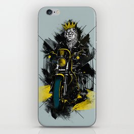 Sons Of Monarchy iPhone Skin