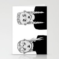 sister Stationery Cards featuring sister by pharm