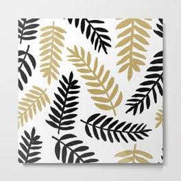 Geometric Pattern 14 Metal Print