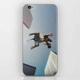 Elephant Sky Cruiser iPhone Skin