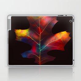 Rainbow Leaf Laptop & iPad Skin