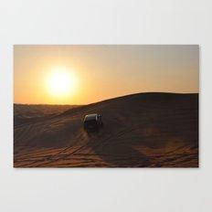 Dune Bashing  Canvas Print