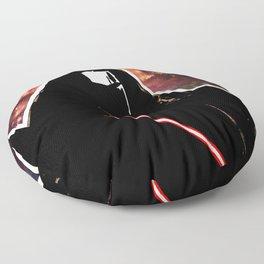 Darth, Dark, Black Floor Pillow