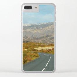 Þingvellir in Autumn Clear iPhone Case