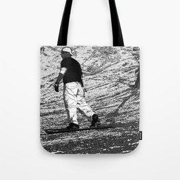 Snowboarding - Winter Sports Tote Bag
