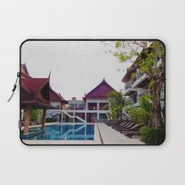 Thai Resort Laptop Sleeve