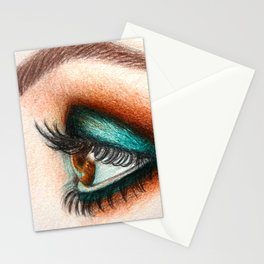 eye II Stationery Cards