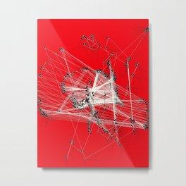 Arañas Metal Print