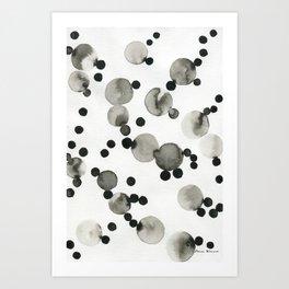 Como pompas II Art Print
