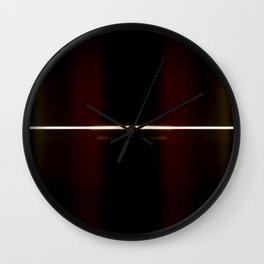 Light speed Wall Clock