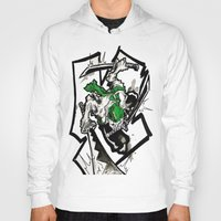 one piece Hoodies featuring One Piece - Zoro by RISE Arts