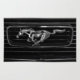 Mustang Rug