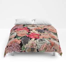 Because Cats Comforters