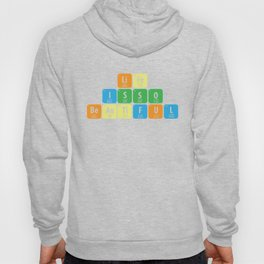 Science Periodic table Element Life Gift Hoody
