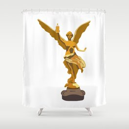 Tequila Angel Shower Curtain