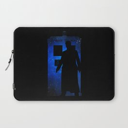 Allons-y!!! Laptop Sleeve