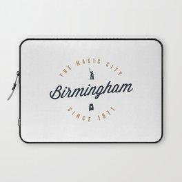 Birmingham, Alabama - The Magic City Laptop Sleeve