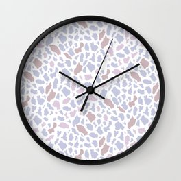 camouflage 02 Wall Clock