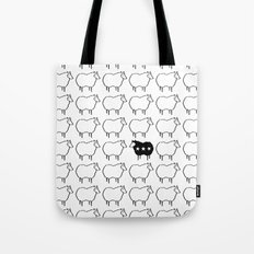 Stand Out From The Crowd Tote Bag